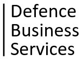Defence Business Services logo