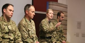 Command Leadership and management programme